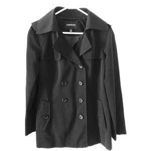 Jackets & Blazers - London Fog short trench coat size small